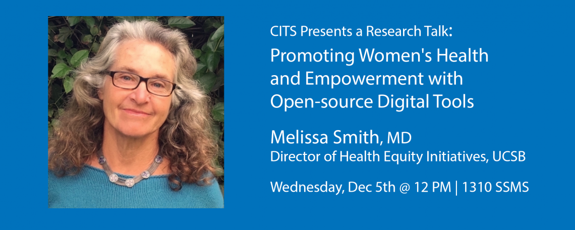 Melissa Smith Talk